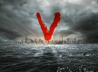V - New Logo