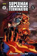 Superman vs Terminator 2