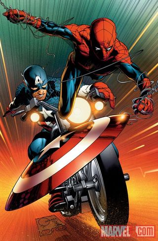 JQ_CaptainAmericaAndSpiderMan