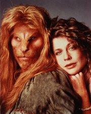 Beauty and the beast retro 4