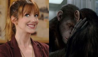 Dawn-of-the-planet-of-the-apes-gets-a-new-female-ape